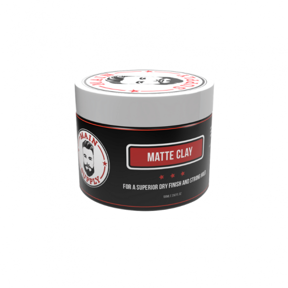 Main Supply Matte Clay for Men