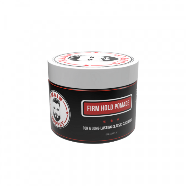 Man Supply Firm Hold Pomade