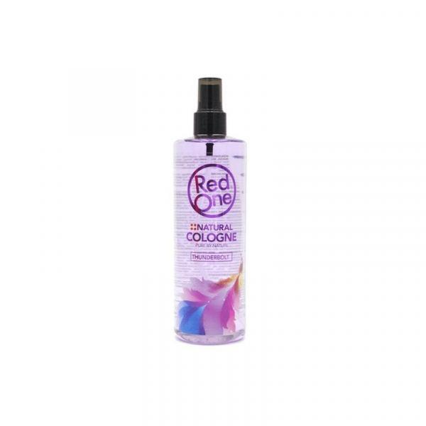 RedOne Cologne Purple Thunder Bolt Beard Products